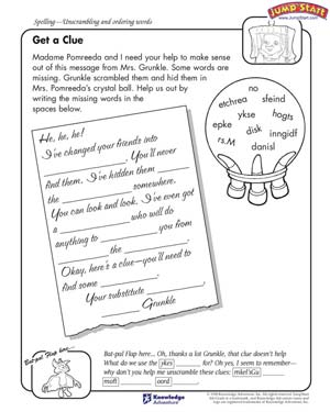 Printables. 4th Grade Free Worksheets. Gozoneguide Thousands of ...